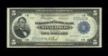 Large Size:Federal Reserve Bank Notes, Fr. 799 $5 1918 Federal Reserve Bank Note Very Fine. This is a well margined Minneapolis $5 that has nice color. As is custo...