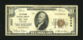 National Bank Notes:Maryland, Bel Air, MD - $10 1929 Ty. 1 The Second NB Ch. # 3933. Robinsonswere presidents of both national banks in town during t...