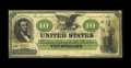 Large Size:Demand Notes, Fr. 8 $10 1861 Demand Note Fine. We originally sold this note inSeptember 1996 and it still remains the lowest serial numbe...
