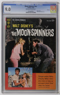 Silver Age (1956-1969):Adventure, Movie Comics - The Moon-Spinners #nn File Copy (Gold Key, 1964) CGC VF/NM 9.0 Off-white to white pages. Based on the Disney ...