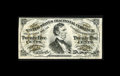 """Fractional Currency:Third Issue, Fr. 1297 25c Third Issue Inverted """"M"""" About New. We originally offered this note in our January 2002 Sale, where it was desc..."""