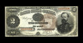 Large Size:Treasury Notes, Fr. 353 $2 1890 Treasury Note Very Fine. The note offered here is a solid VF, with what appears to be wholly original paper....