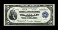 Fr. 749 $2 1918 Federal Reserve Bank Note Choice About New. The paper quality of this deuce is refreshing though a very...