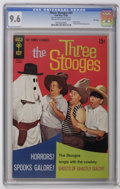 Silver Age (1956-1969):Humor, Three Stooges CGC File Copy Group (Gold Key, 1968-72). Includes CGC NM+ 9.6 copies of #41, 46, and 49, and a CGC NM 9.... (Total: 4 Comic Books)