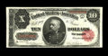 Large Size:Treasury Notes, Fr. 371 $10 1891 Treasury Note Very Fine. This note was last sold in 1983 in a Hickman and Oakes sale. They called the note ...
