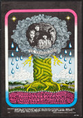 """Movie Posters:Rock and Roll, The Youngbloods at the Avalon Ballroom (Family Dog, 1967). Poster(30"""" X 40""""). Rock and Roll.. ..."""