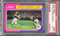 Baseball Cards:Singles (1970-Now), 1975 Topps World Series Game 4 #464 PSA Mint 9....