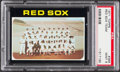 Baseball Cards:Singles (1970-Now), 1971 Topps Red Sox Team #386 PSA Mint 9....