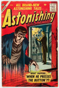 Silver Age (1956-1969):Horror, Astonishing #60 (Atlas, 1957) Condition: FN-....