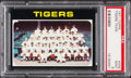 Baseball Cards:Singles (1970-Now), 1971 Topps Tigers Team #336 PSA Mint 9....