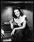 """Movie Posters:Miscellaneous, Jane Russell in Macao (RKO, 1952). Eastman Kodak Safety Negative (7.75"""" X 9.5""""). Miscellaneous.. ..."""