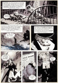 "Original Comic Art:Panel Pages, Bernie Wrightson Creepy #63 ""Jenifer"" Page 8 Original Art(Warren, 1974)...."