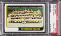 Baseball Cards:Singles (1970-Now), 1974 Topps Pirates Team #626 PSA Gem Mint 10....
