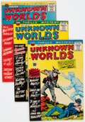 Silver Age (1956-1969):Horror, Unknown Worlds Group of 40 (ACG, 1961-65) Condition: AverageGD/VG.... (Total: 40 Comic Books)