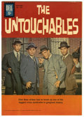 Silver Age (1956-1969):Mystery, Four Color #1237 The Untouchables - File Copy (Dell, 1961)Condition: VF....