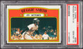 Baseball Cards:Singles (1970-Now), 1972 Topps Reggie Smith IA #566 PSA Gem Mint 10....