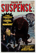 Silver Age (1956-1969):Horror, Tales of Suspense #5 (Marvel, 1959) Condition: VG+....