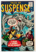 Silver Age (1956-1969):Horror, Tales of Suspense #6 (Marvel, 1959) Condition: GD/VG....