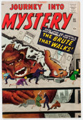 Silver Age (1956-1969):Horror, Journey Into Mystery #65 (Marvel, 1961) Condition: FN+....