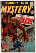 Silver Age (1956-1969):Horror, Journey Into Mystery #72 (Marvel, 1961) Condition: FN/VF....