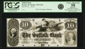 Obsoletes By State:Massachusetts, Boston, MA - Suffolk Bank $10 18__ MA-370 G120. Proof. PCGS Choice About New 58 Apparent.. ...