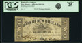 Obsoletes By State:Louisiana, New Orleans, LA - Bank of New Orleans $2 April 16, 1862 LA-100 G16. PCGS Very Fine 25.. ...