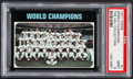 Baseball Cards:Singles (1970-Now), 1971 Topps World Champions #1 PSA Mint 9....