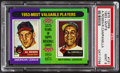 Baseball Cards:Singles (1970-Now), 1975 Topps 1953-MVP's #191 PSA Mint 9....