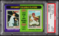 Baseball Cards:Singles (1970-Now), 1975 Topps 1970-MVP's #208 PSA Mint 9....