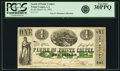 Obsoletes By State:Louisiana, Pointe Coupee, LA - Parish of Pointe Coupee $1 March 24, 1862. PCGS Very Fine 30PPQ.. ...