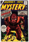 Silver Age (1956-1969):Mystery, Journey Into Mystery #57 (Marvel, 1960) Condition: VG/FN....