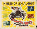 """Movie Posters:Comedy, Harold Lloyd's World of Comedy (Continental, 1962). Half Sheet (22"""" X 28""""). Comedy.. ..."""