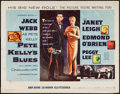 "Movie Posters:Crime, Pete Kelly's Blues (Warner Brothers, 1955). Half Sheet (22"" X 28"").Crime.. ..."