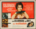 """Movie Posters:Foreign, The Unfaithfuls (Allied Artists, 1960). Half Sheet (22"""" X 28""""). Foreign.. ..."""