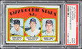 Baseball Cards:Singles (1970-Now), 1972 Topps A.L. Rookies #724 PSA Mint 9....