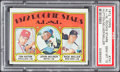 Baseball Cards:Singles (1970-Now), 1972 Topps AL-NL Rookie Stars #741 PSA Gem Mint 10....