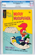 Bronze Age (1970-1979):Cartoon Character, Woody Woodpecker #121 File Copy (Gold Key, 1972) CGC NM+ 9.6Off-white to white pages....
