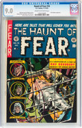 Golden Age (1938-1955):Horror, Haunt of Fear #16 (EC, 1952) CGC VF/NM 9.0 Cream to off-whitepages....