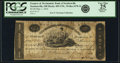 Obsoletes By State:Ohio, Steubenville, OH - Farmers & Mechanicks Bank of Steubenville $5May 1, 1816 OH-405 (G12 or S5) UNL, Wolka 2478-12. PCGS Very F...