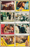 "Movie Posters:Western, Nevada & Others Lot (RKO, 1944). Lobby Cards (12) (11"" X 14""). Western.. ... (Total: 12 Items)"