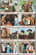 "Movie Posters:Western, Welcome to Hard Times & Other Lot (MGM, 1967). Lobby Card Set of 8 & Lobby Cards (4) (11"" X 14""). Western.. ... (Total: 12 Items)"