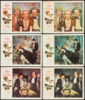 """Movie Posters:Comedy, Private Eyes (Allied Artists, 1953). Lobby Cards (12) (11"""" X 14""""). Comedy.. ... (Total: 12 Item)"""