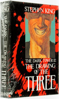 Books:Horror & Supernatural, Stephen King. The Dark Tower II: The Drawing of the Three.[West Kingston, RI:] Donald Grant, [1987]. First edition....