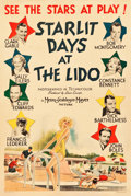 "Movie Posters:Comedy, Starlit Days at the Lido (MGM, 1935). One Sheet (27"" X 41"").. ..."