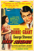 """Movie Posters:Drama, Penny Serenade (Columbia, 1941). One Sheet (27"""" X 41"""") Style A....."""