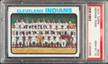 Baseball Cards:Singles (1970-Now), 1973 Topps Indians Team #629 PSA Gem Mint 10....