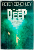 Books:Horror & Supernatural, Peter Benchley. The Deep. Garden City: Doubleday &Company, 1976. First edition. ...