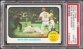 Baseball Cards:Singles (1970-Now), 1973 Topps World Series Game 3 #205 PSA Gem Mint 10 - Pop Three....