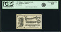 Obsoletes By State:Ohio, Troy, OH - J.W. Oblinger, Stove Dealer - Commission Scrip 50 CentsUndated (Ca. 1870's) Wolka 2586-01. PCGS Choice About N...