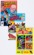 Modern Age (1980-Present):Miscellaneous, Modern Age Plus Comics Group of 37 (Various Publishers, 1963-2014) Condition: VF+.... (Total: 37 Comic Books)
